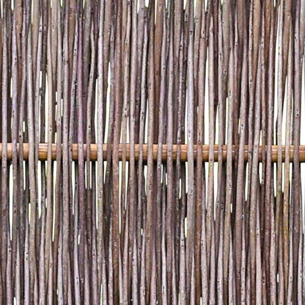 Robinienzaun CIRCO Komfort, 120 x 180